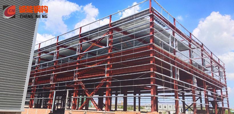 温州钢结构厂房